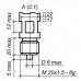 Манометр ДМ8009-Кс